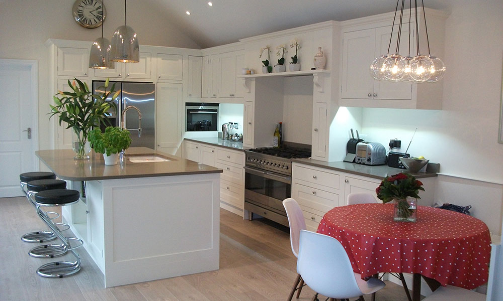 Painted Sussex Kitchens