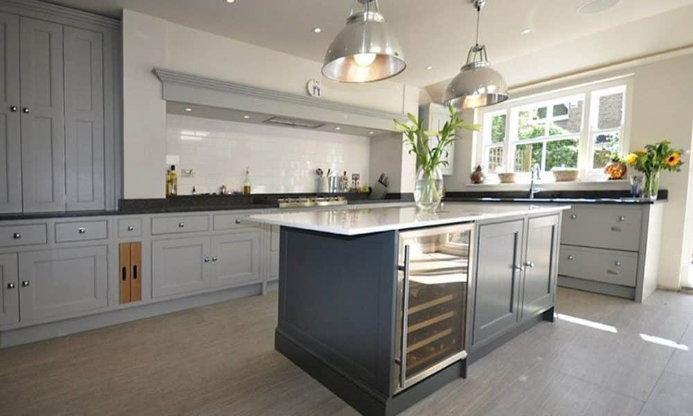 Bespoke handmade kitchens London